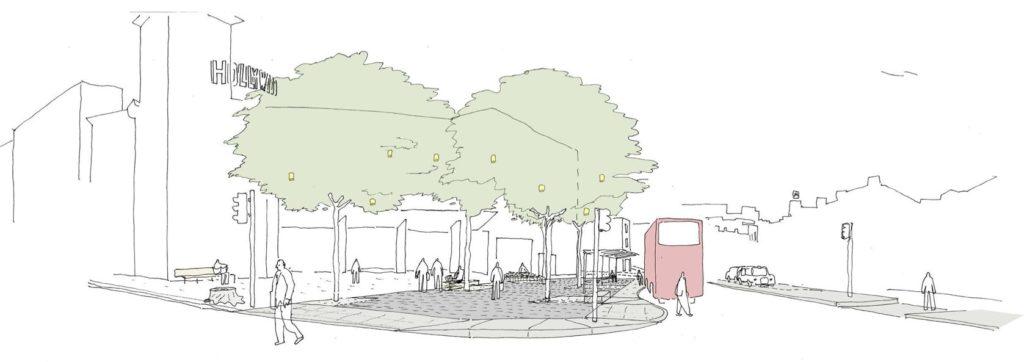 Lack of aspiration? Wood Green High Road Scheme