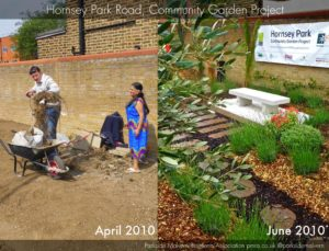 Community gardening - making a difference