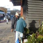 Community gardening - improving the area one plant at a time