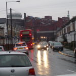 Traffic on Hornsey Park Road remains a concern