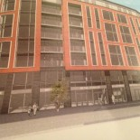 Life after Iceland - a planned new housing and shopping complex on Mayes Road