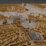 A model of Wood Green proposed developments