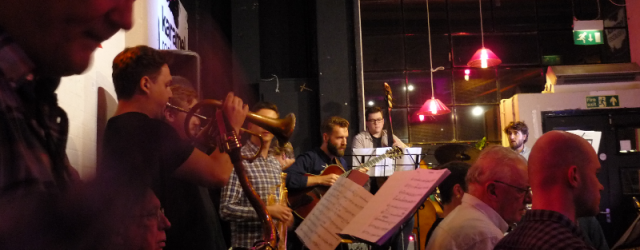 Ideal jazz venue: Karamel brings the action to Wood Green