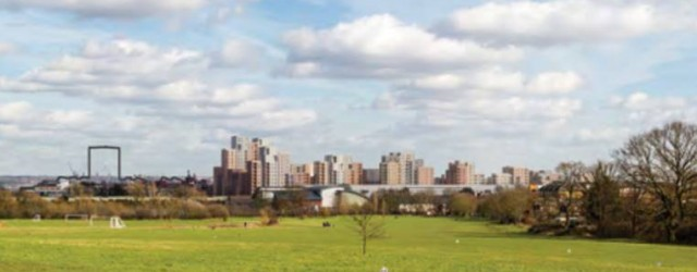 View from the Alexandra Park